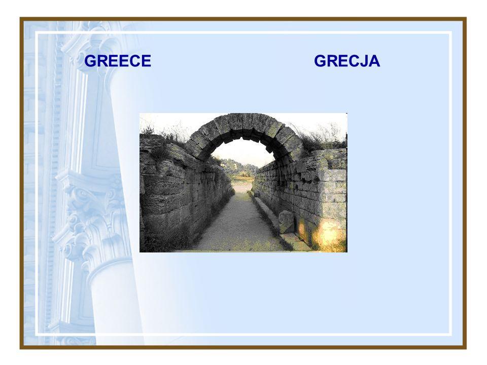 GREECE GRECJA