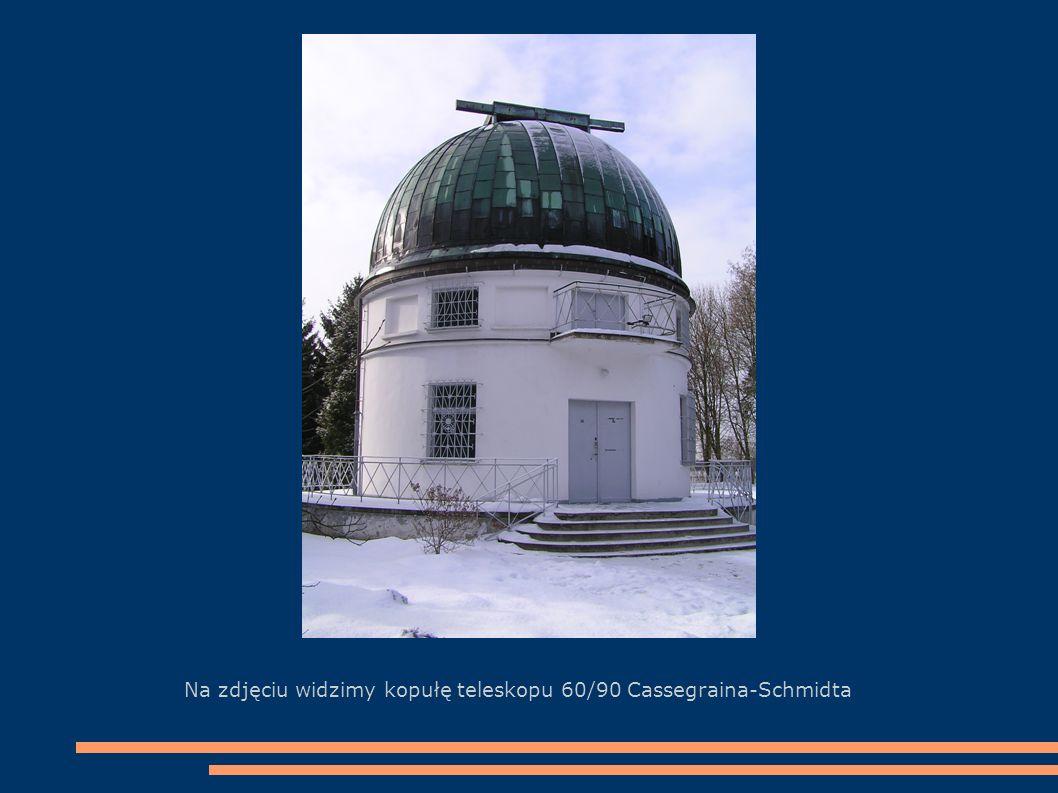 Dzień Przedsiębiorczości 2005 Wizyta w Centrum Astronomii Uniwersytetu im.
