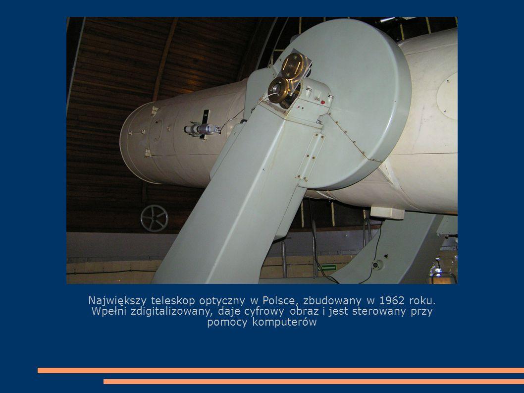 Tablica z zapiskami naukowców z działu radioastronomii :)