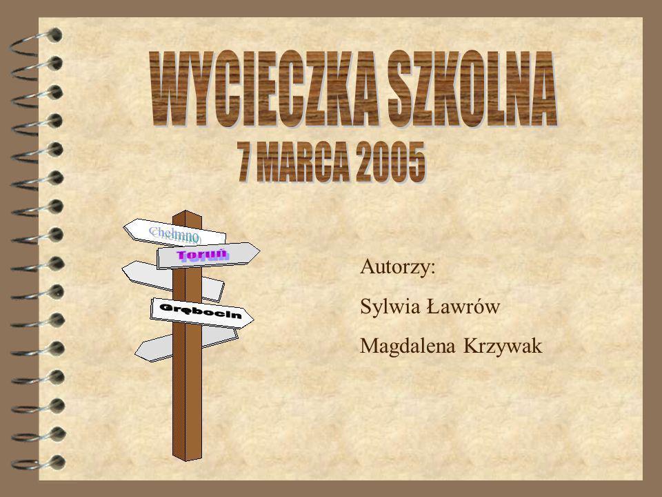 Autorzy: Sylwia Ławrów Magdalena Krzywak
