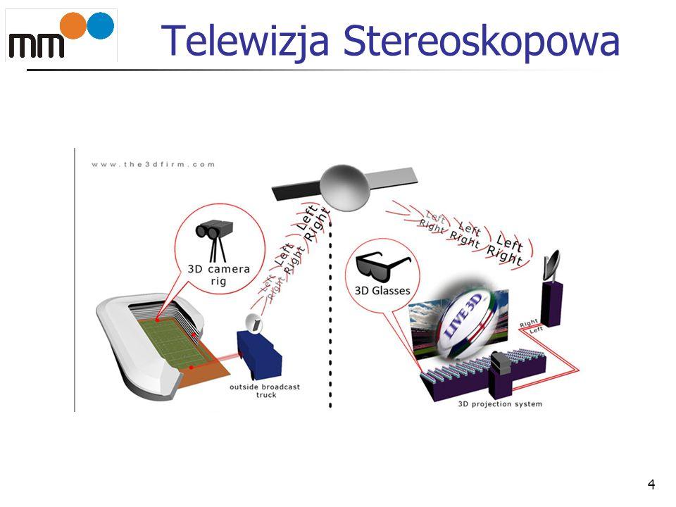Przentacja Technologie Stereoskopia Monitory polaryzacyjne...