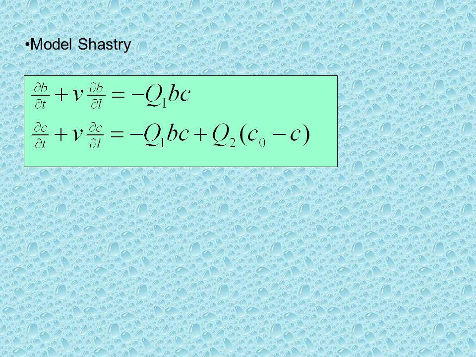 Model Shastry