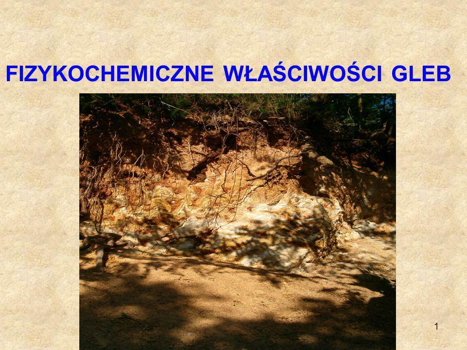 12 wymiana jonowa Jednym z najważniejszych rodzajów sorpcji na koloidach glebowych jest wymiana jonowa.