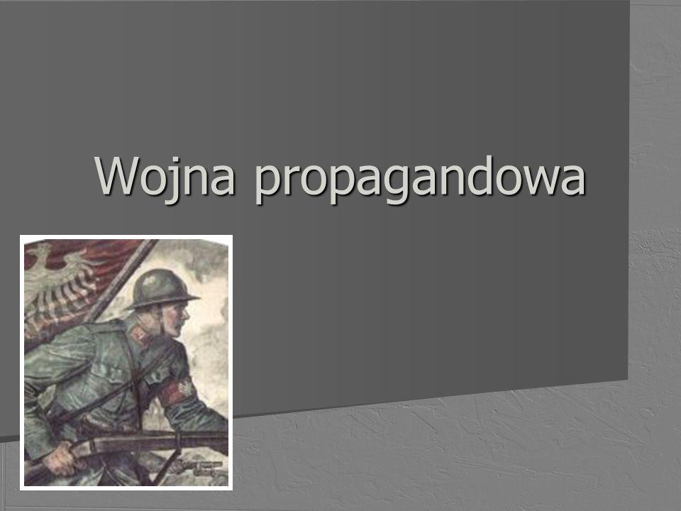 Wojna propagandowa