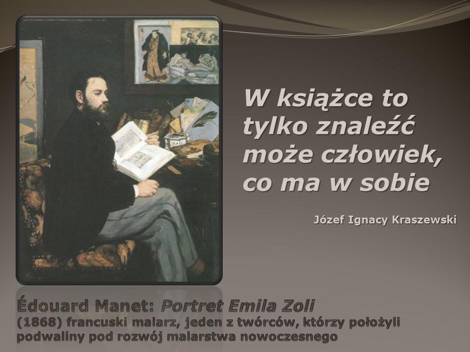 W książce to tylko znaleźć może człowiek, co ma w sobie Józef Ignacy Kraszewski