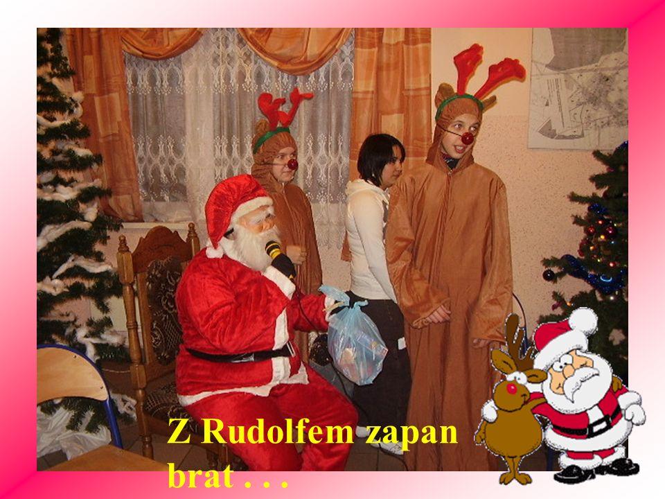 Z Rudolfem zapan brat...
