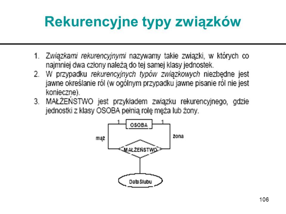 106 Rekurencyjne typy związków