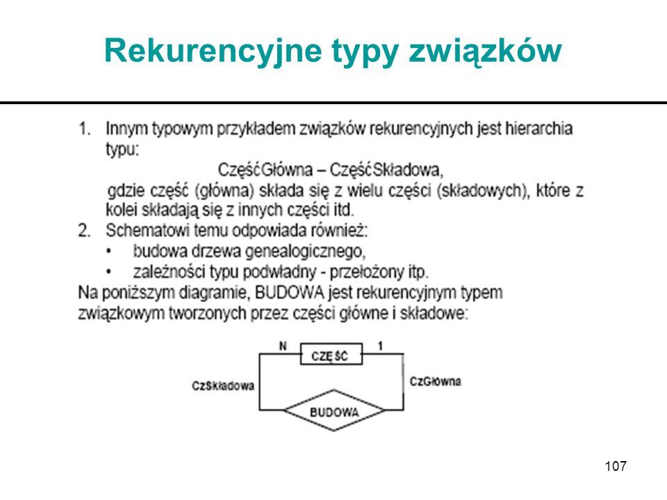 107 Rekurencyjne typy związków