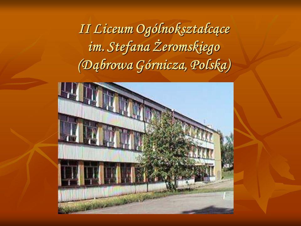 II Liceum Ogólnokształcące im. Stefana Żeromskiego (Dąbrowa Górnicza, Polska)