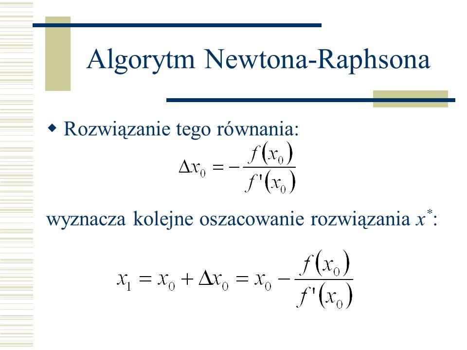 Iterowany model diody Szablon diody do macierzy konduktancyjnej w iteracji i: węzeł n + węzeł n -