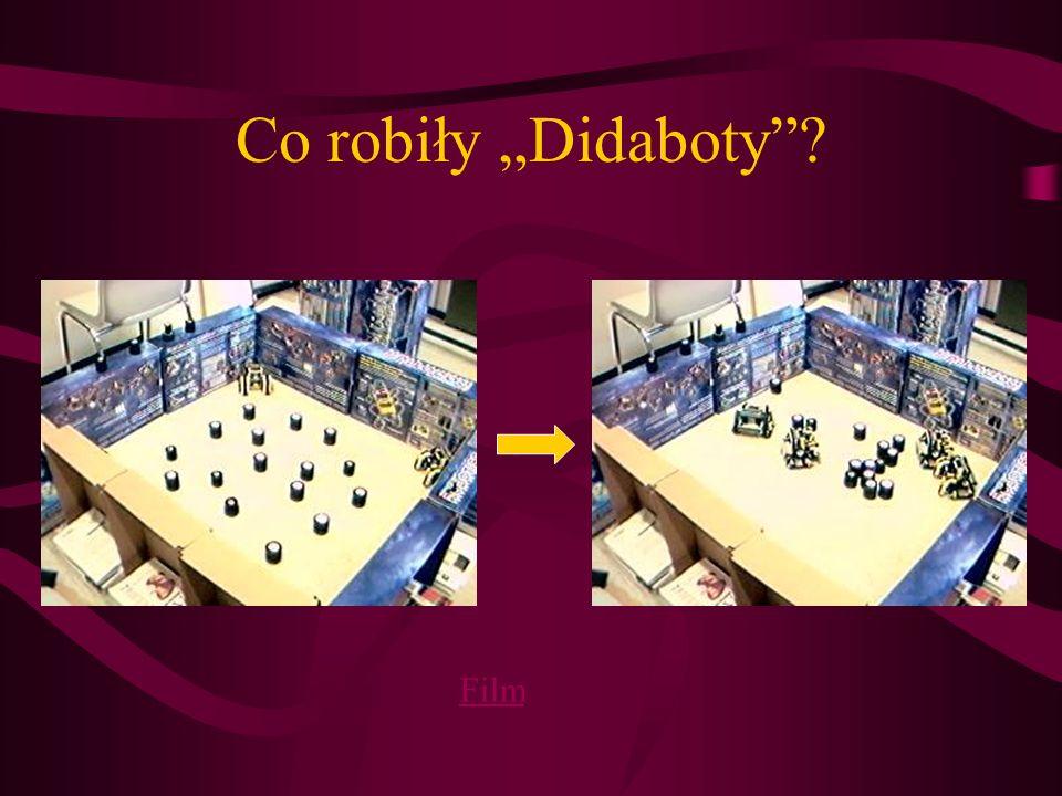 Co robiły Didaboty? Film
