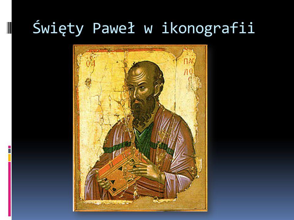 Święty Paweł w ikonografii