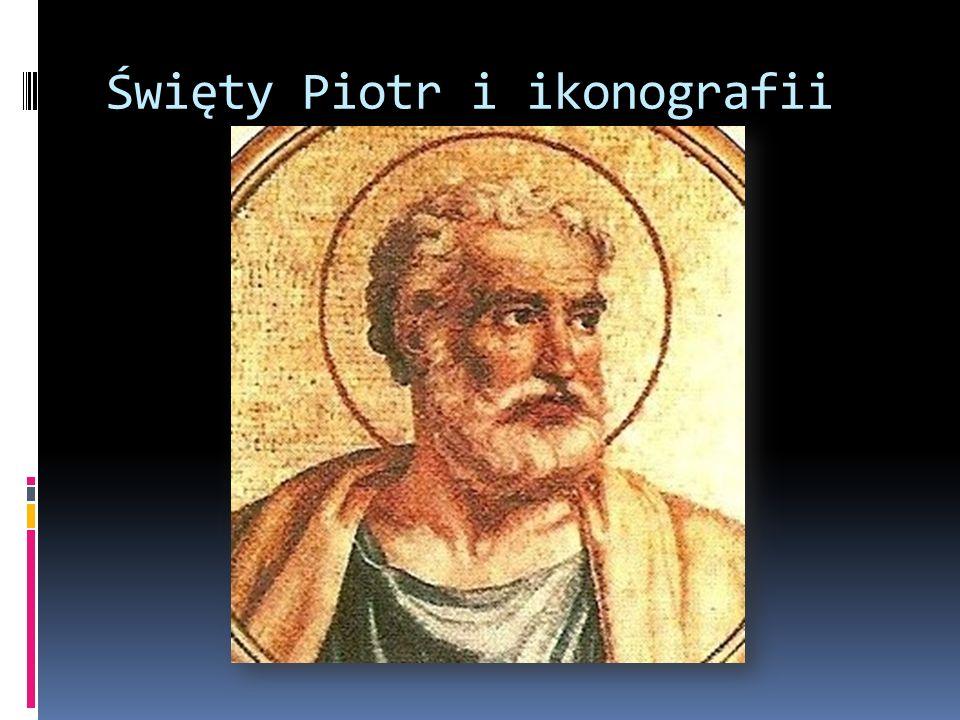 Święty Piotr i ikonografii