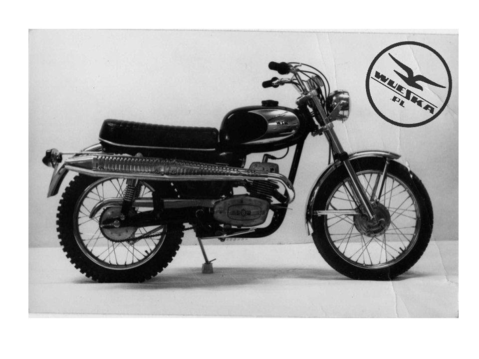 WSK Sport S2 Model powstał w 1974r.