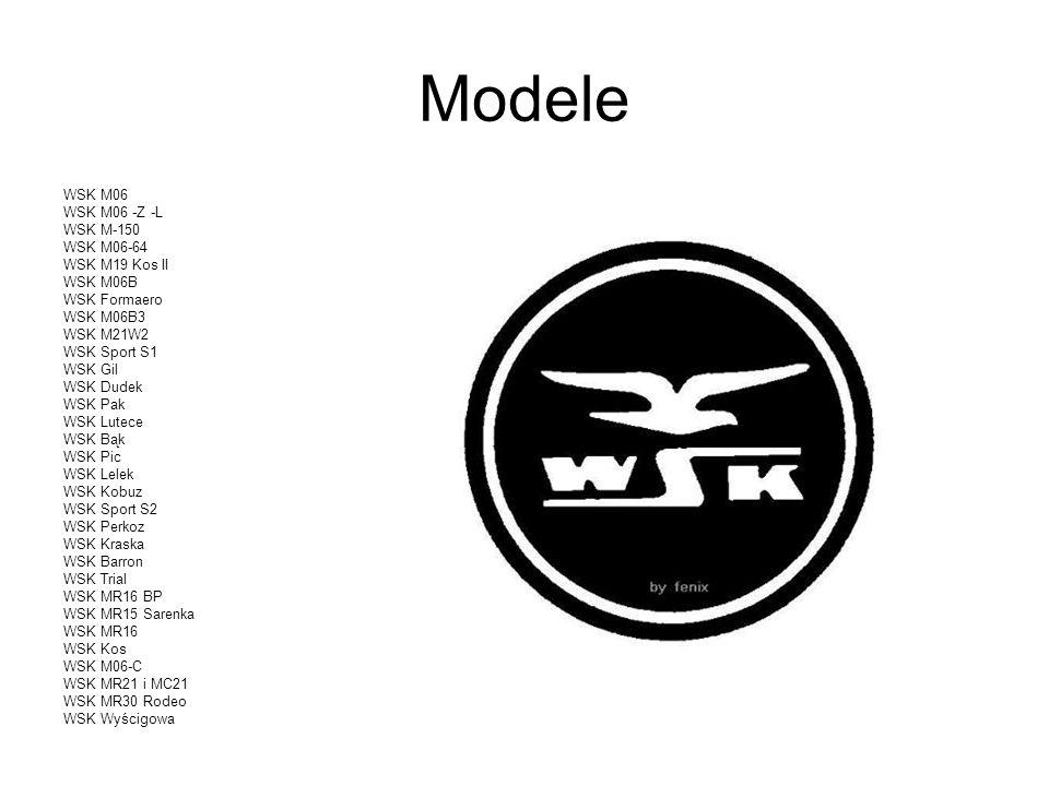 WSK M06 W latach 50.XX w.