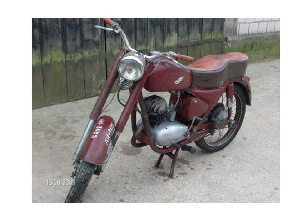 WSK MR16 BP WSK MR16 BP była motocyklem popularno-sportowym typu enduro, stworzony specjalnie dla doskonalących swoje umiejętności zawodników.
