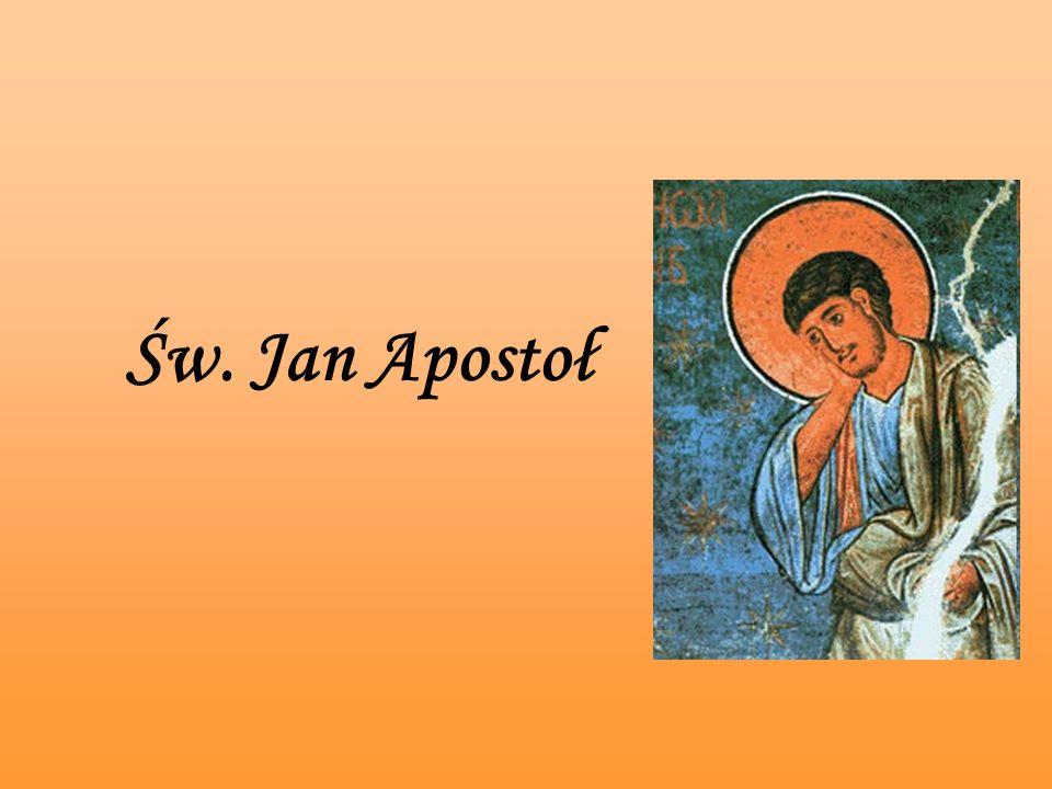Św. Jan Apostoł