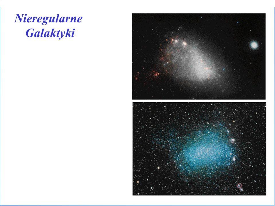 Nieregularne Galaktyki
