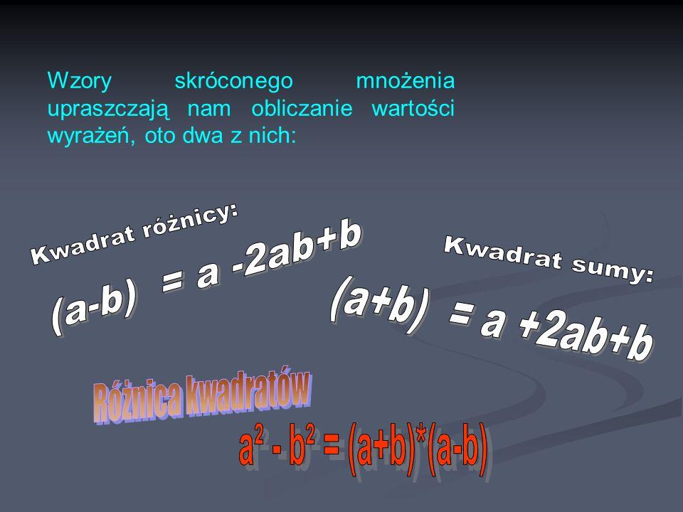 Jak mnożyć wyrażenia algebraiczne.Jak mnożyć wyrażenia algebraiczne.