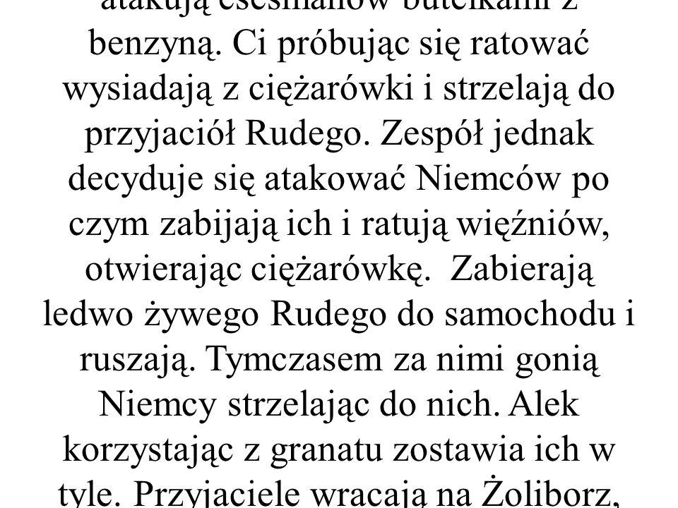 Skutkiem tej akcji było również zabicie przez Niemców 140 więźniów Pawiaka.