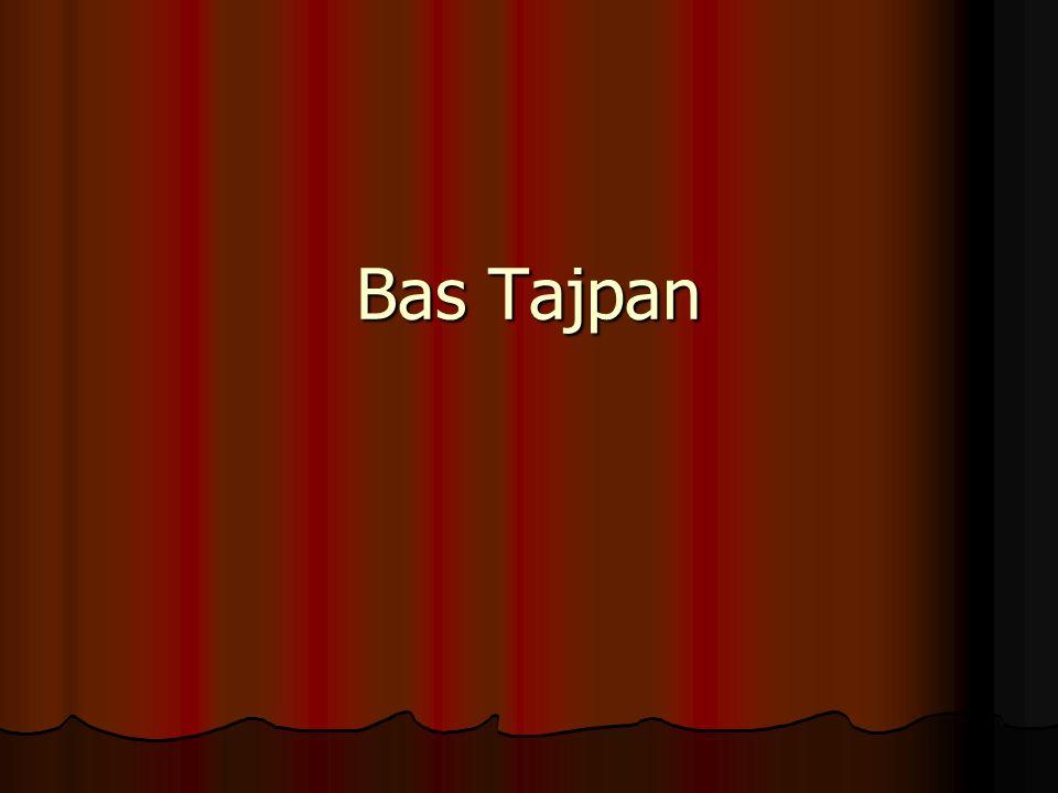 Autor Bas Tajpan, właść.Damian Krępa ( ur.