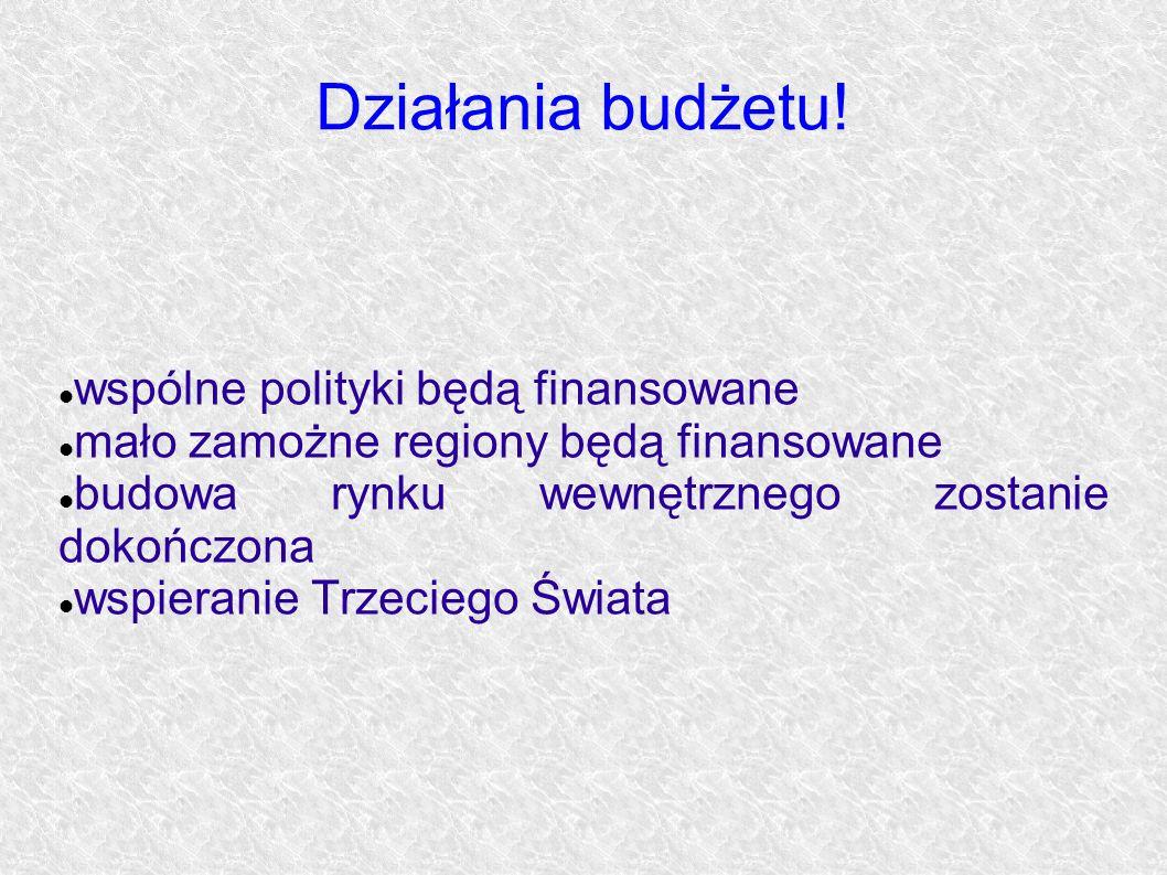 Ile Polska dostanie z budżetu UE.