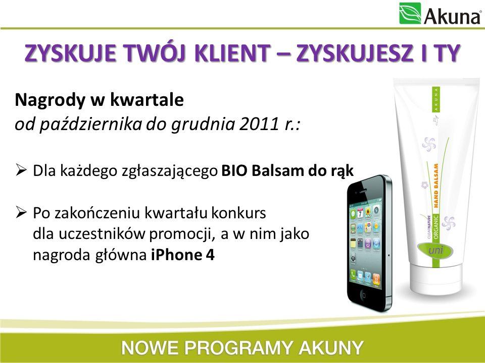 Warunki promocji w kwartale od października do grudnia 2011 r.: Zbierz trzy etykiety Alveo* i dwie nowe etykiety z wybranych produktów (Onyx Plus, Mastervit, AkuC); Wypełnij formularz zgłoszeniowy Wyślij wszystko na adres: Akuna Polska Sp.