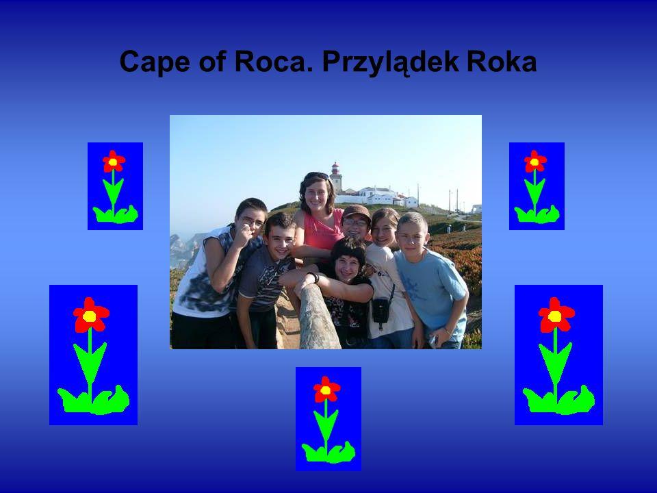 Cape of Roca. Przylądek Roka