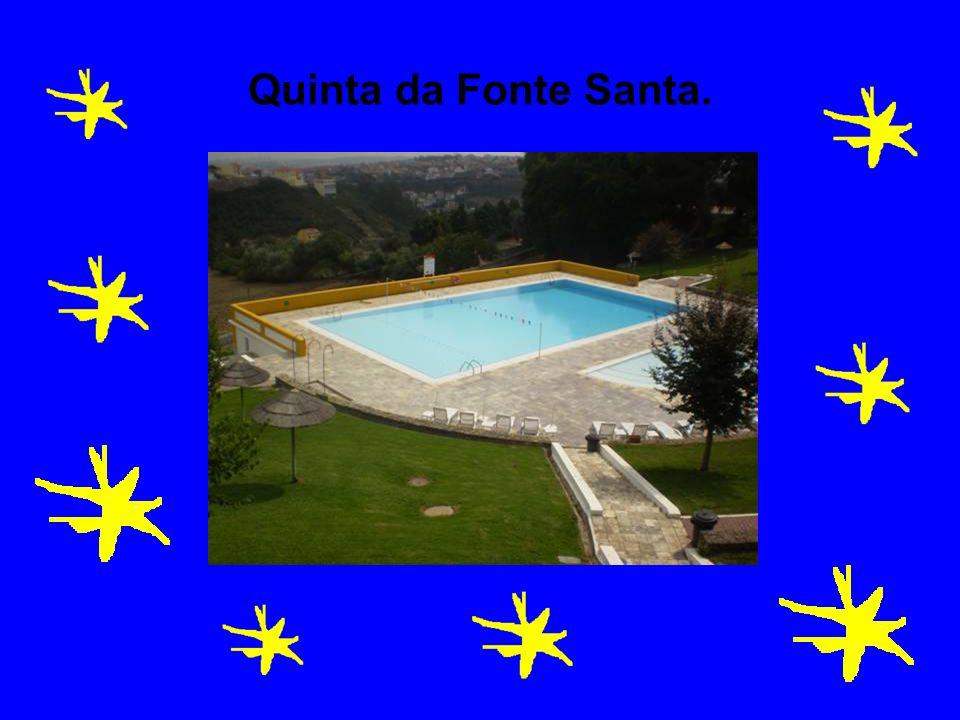 Quinta da Fonte Santa ( in English, the Farm of the holly fountain)