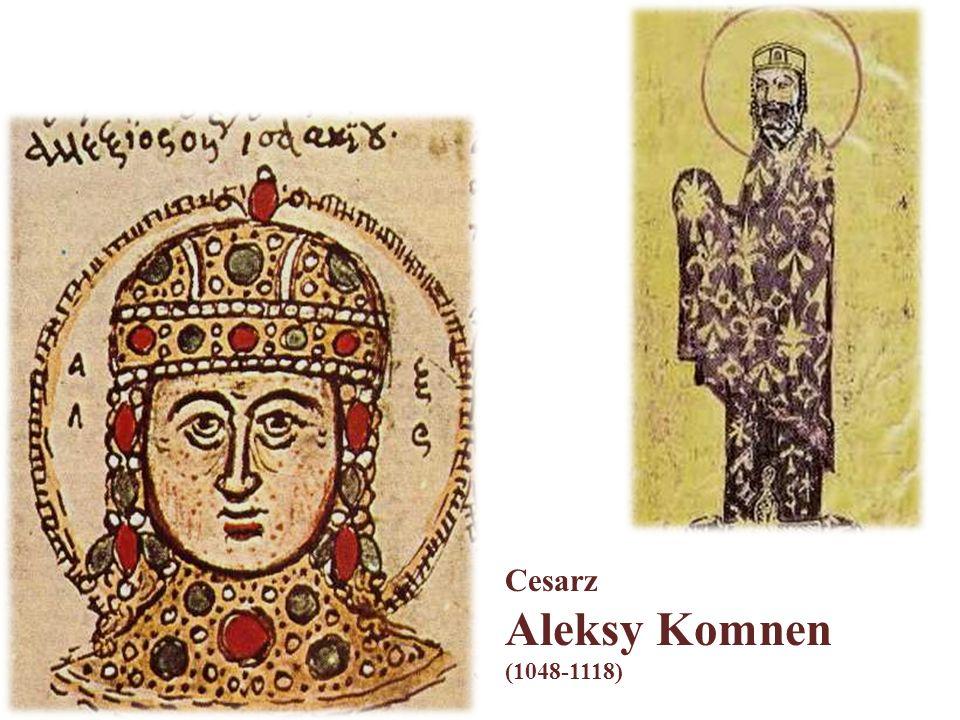 Cesarz Aleksy Komnen (1048-1118)