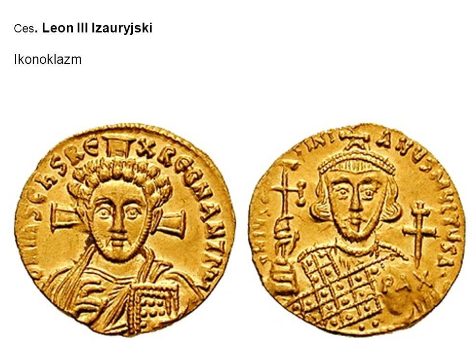 Ces. Leon III Izauryjski Ikonoklazm