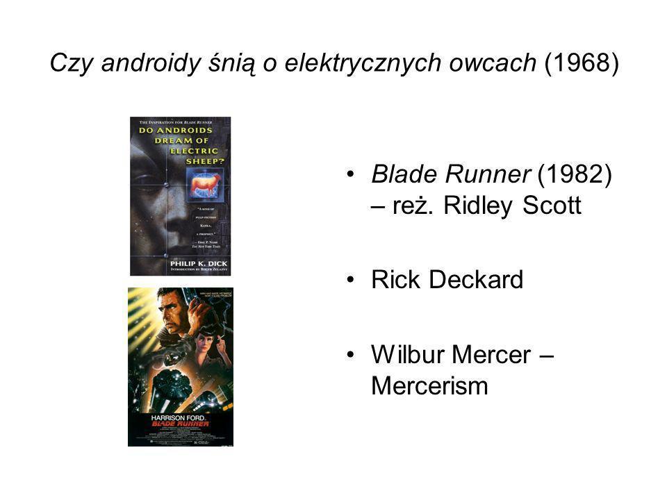 Przez ciemne zwierciadło (1976) A Scanner Darkly Bob Arctor Agent Fred Substance D