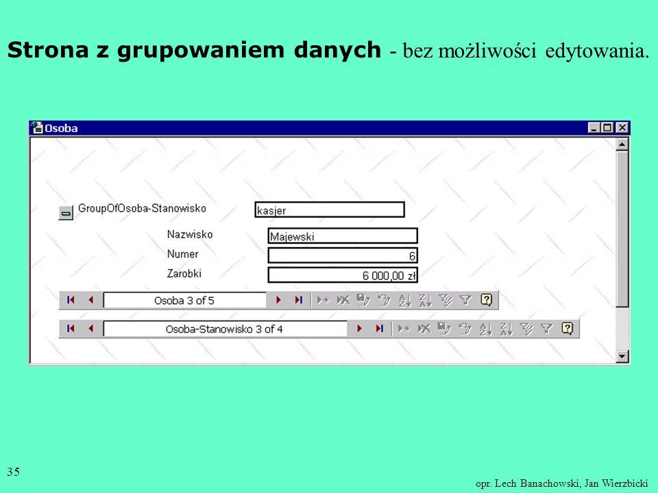 opr. Lech Banachowski, Jan Wierzbicki 34