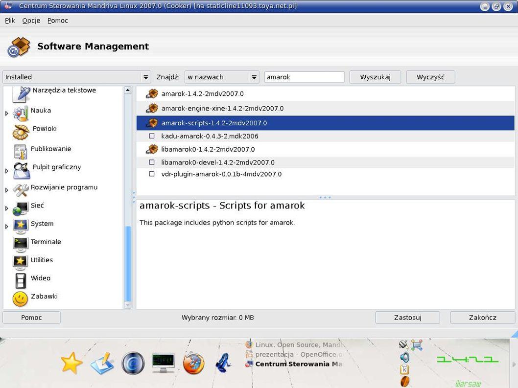 Update systemu Aktualizacja systemu to bardzo ważna sprawa.