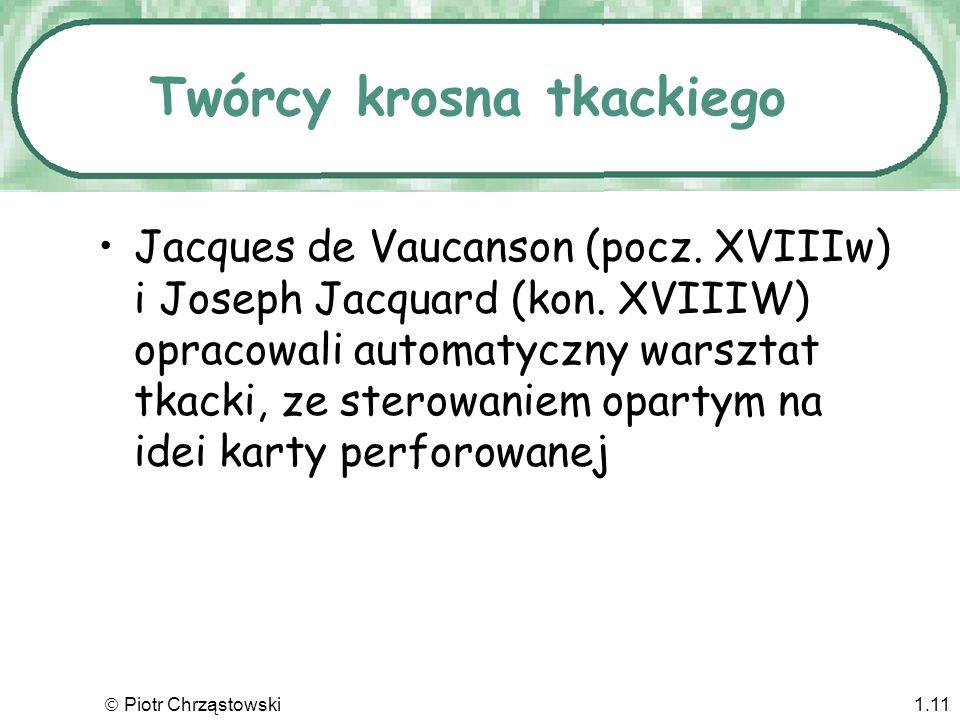 Piotr Chrząstowski1.10 Mephisto (2)