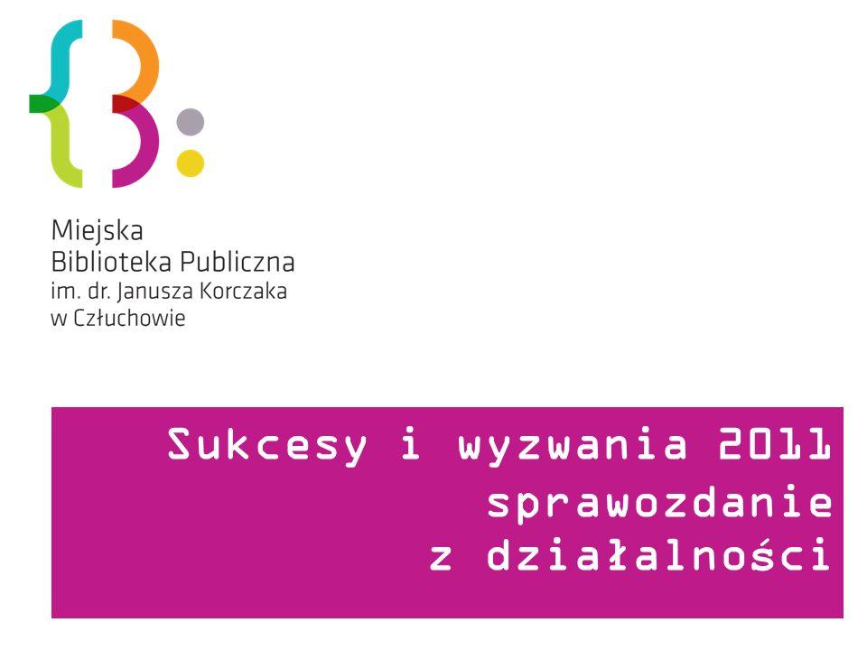 Kultura 2011 26 spotkań autorskich, w których uczestniczyło 985 osób.