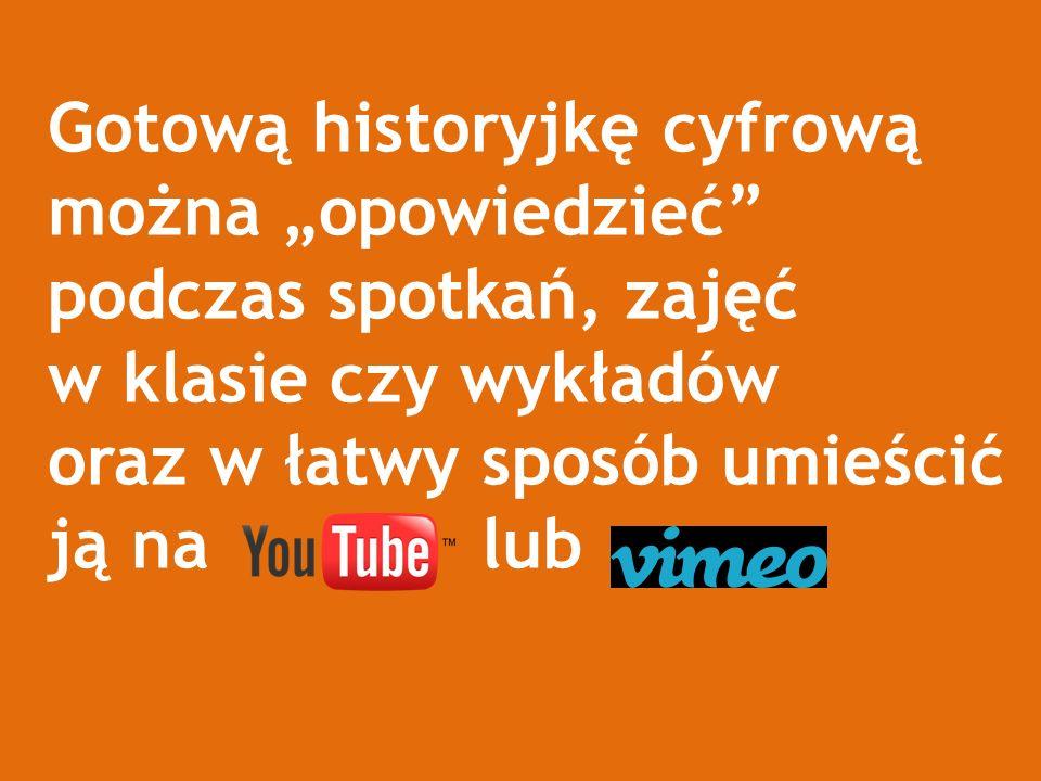 Kiedy kanał YouTube został dodany do Twojego konta, możesz rozpocząć umieszczanie relacji lub filmów.