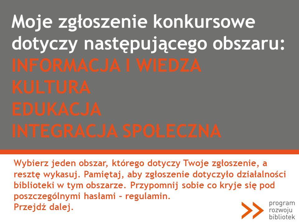 Administratorem danych jest Fundacja Rozwoju Społeczeństwa Informacyjnego z siedzibą w Warszawie przy ul.