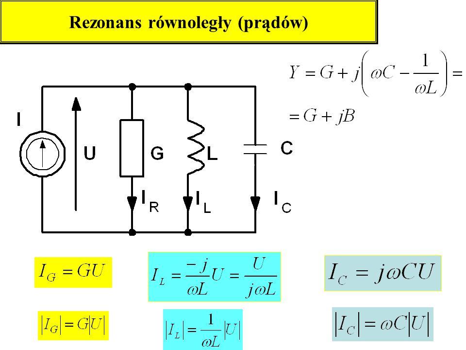 Rezonans równoległy (prądów)
