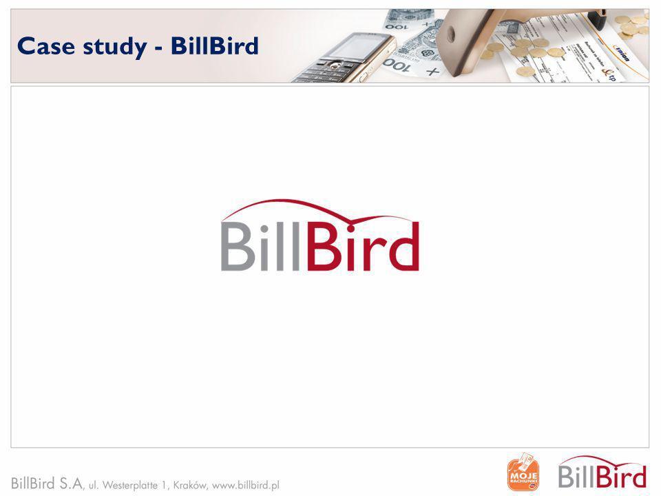 Case study - BillBird