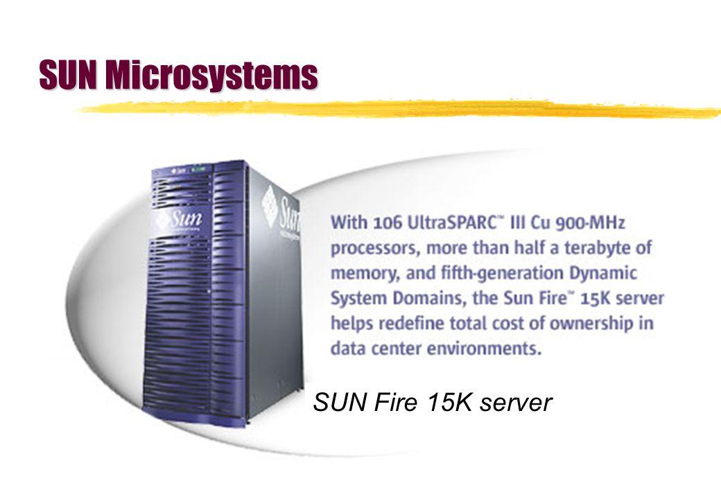 SUN Microsystems SUN Fire 15K server