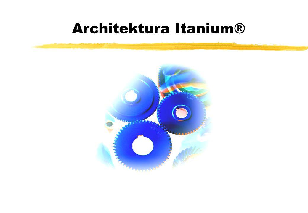 Architektura Itanium®