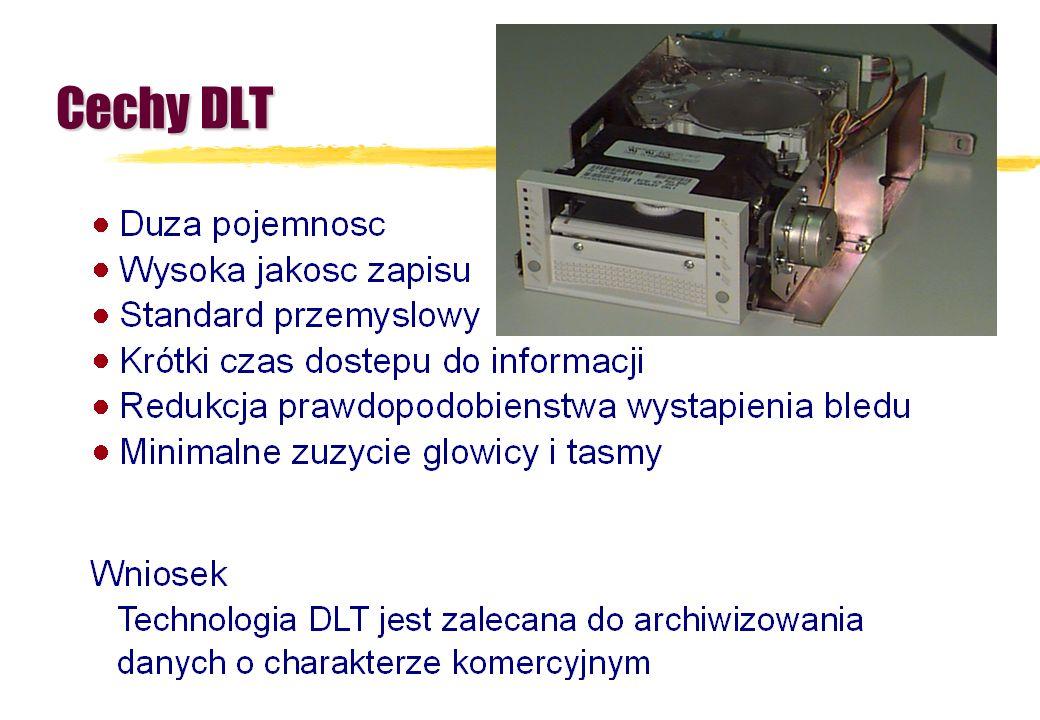 Cechy DLT