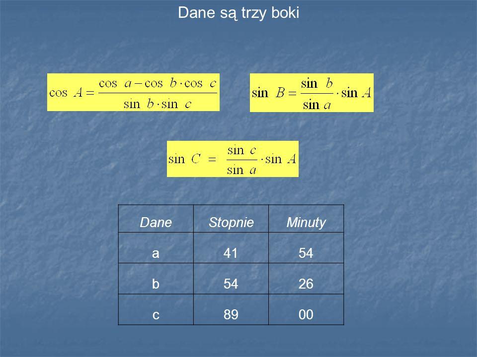 DaneStopnieMinuty a4154 b 26 c8900
