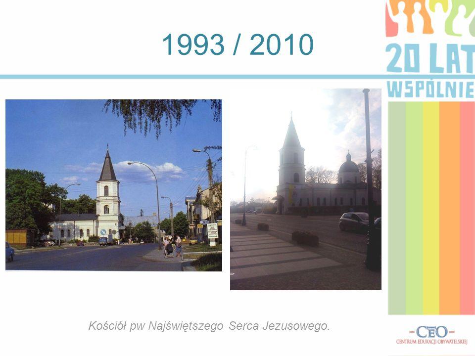 1993 / 2010 Kościół katedralny św.