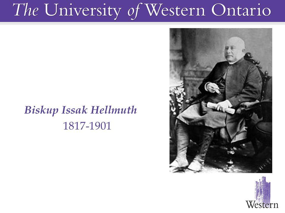 Biskup Issak Hellmuth 1817-1901