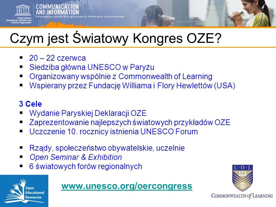 Czym jest Światowy Kongres OZE.