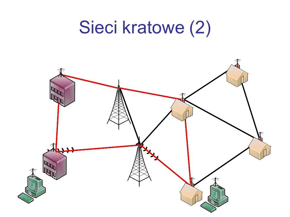 Sieci kratowe (2)