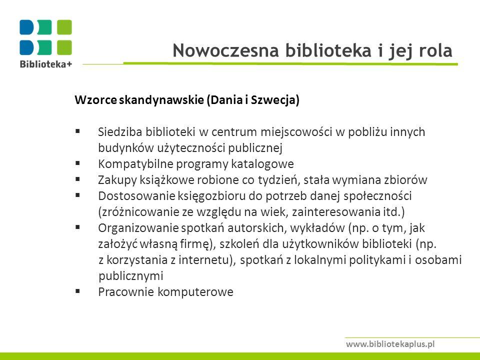 www.bibliotekaplus.pl Szkolenia dla bibliotekarzy 2010 Rozwój osobistych kompetencji menadżerskich i przywódczych Organizacja i zarządzanie biblioteką Nowe technologie informatyczne ZAKRES SZKOLEŃ