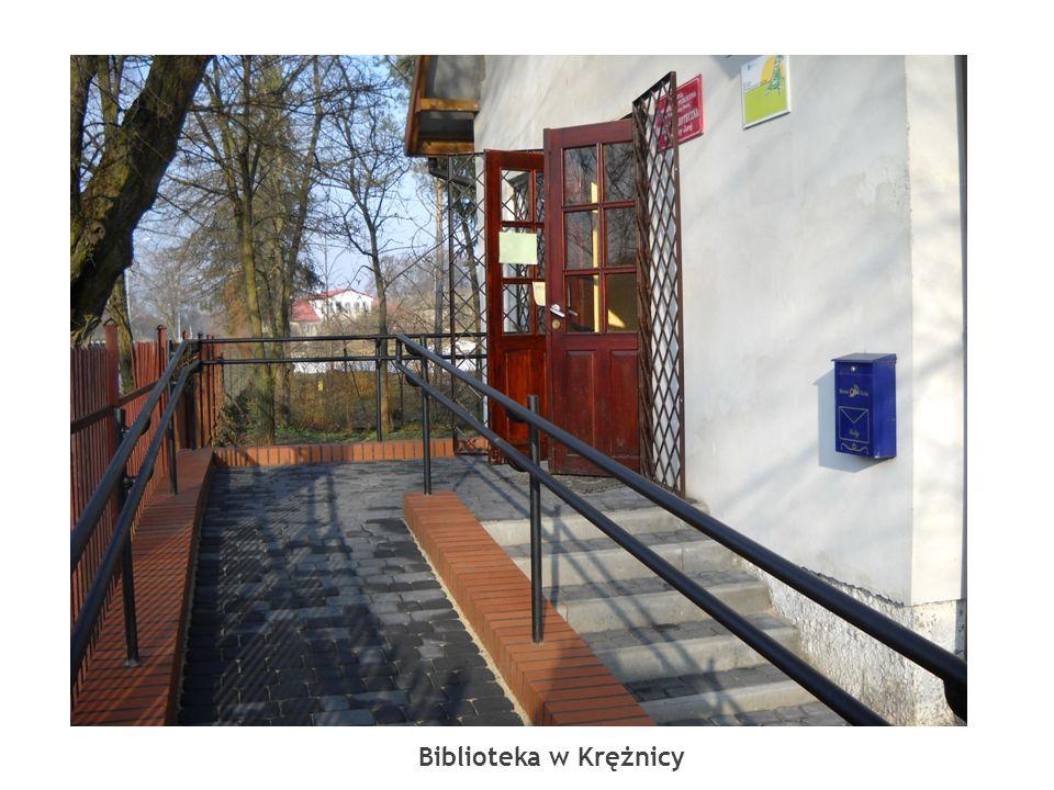 Biblioteka w Ostrorogu